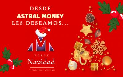 El equipo Astral te desea… «Feliz Navidad!!