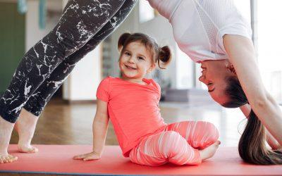 Yoga para Mamás