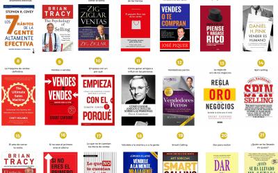 Los 15 mejores libros de ventas hasta el momento